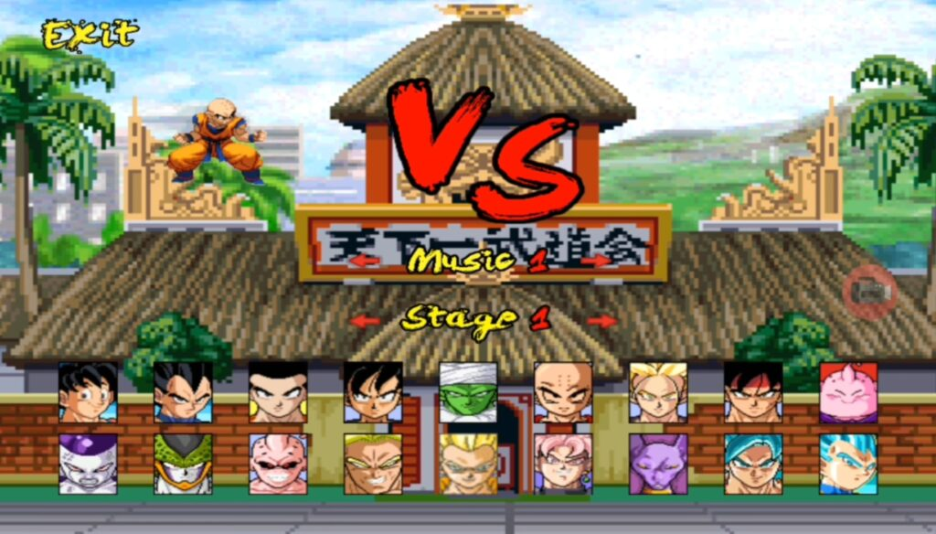 More About DBZ Final Tournament 2 Mugen APK