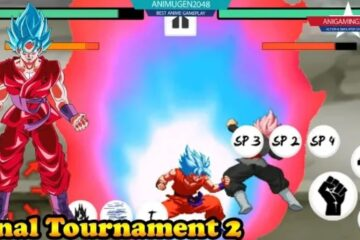 DBZ Final Tournament 2 Mugen APK for Android