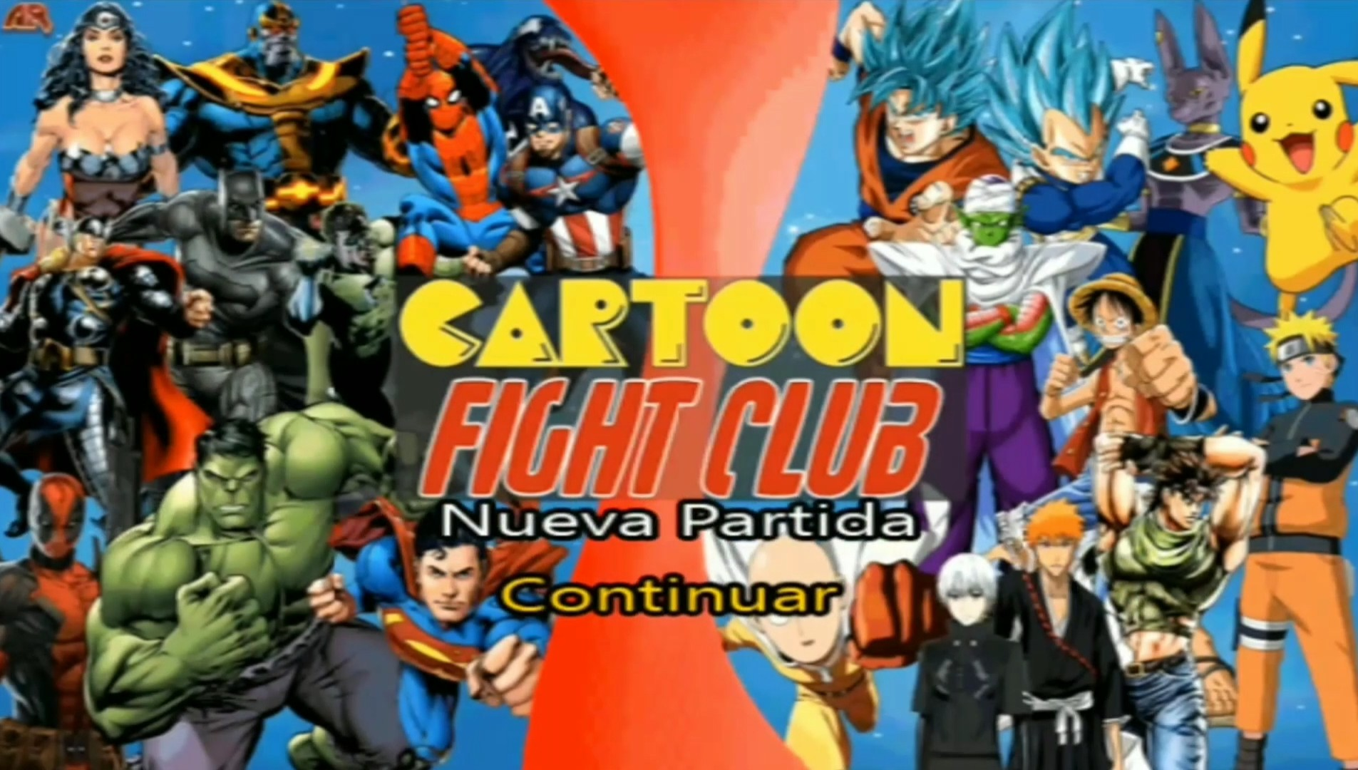 DBZ Cartoon Fight Club BT3 PS2 MOD Download