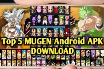 Top 5 DBZ Mugen APK Games for Android