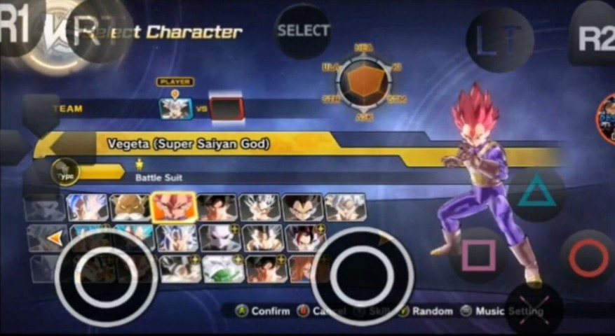 About Dragon Ball Xenovese 2 Android