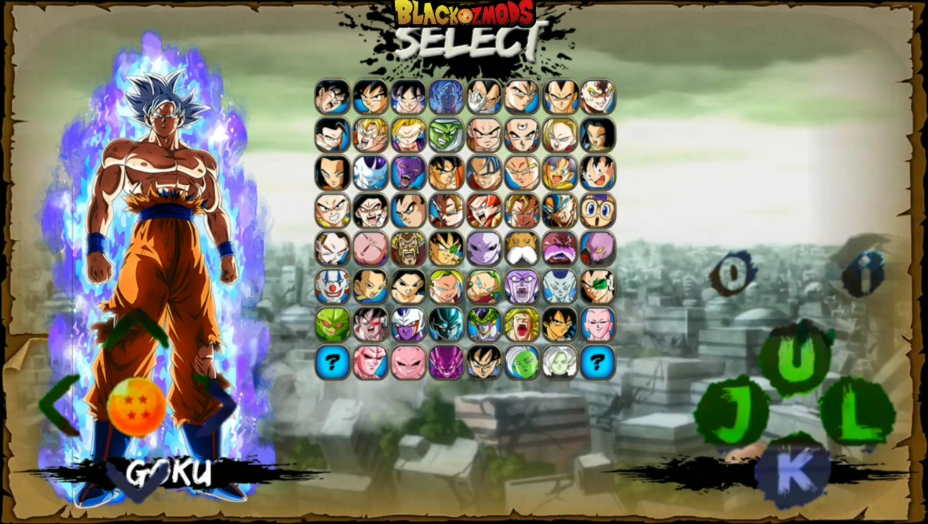 Dragon Ball Super Climax Mugen APK Download