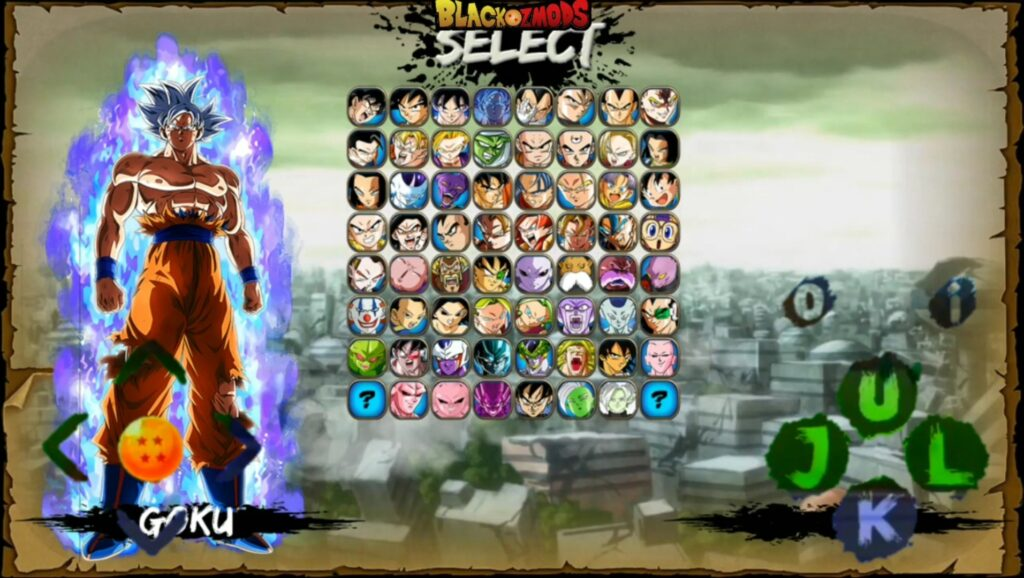 How many Characters are there in this Game?