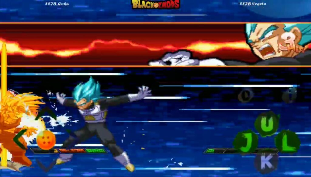 How many modes in Dragon Ball Z Fighter Z Ultra Mugen?