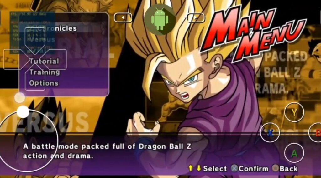About Dragon Ball Z Burst Limit