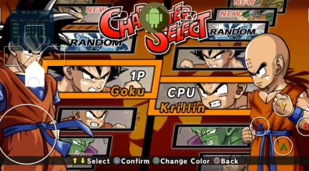 Dragon Ball Z Burst Limit for Android