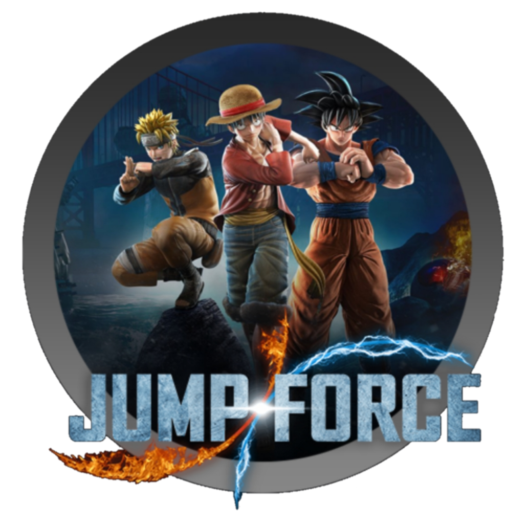 Characters in Jump Force Anime Mugen Apk