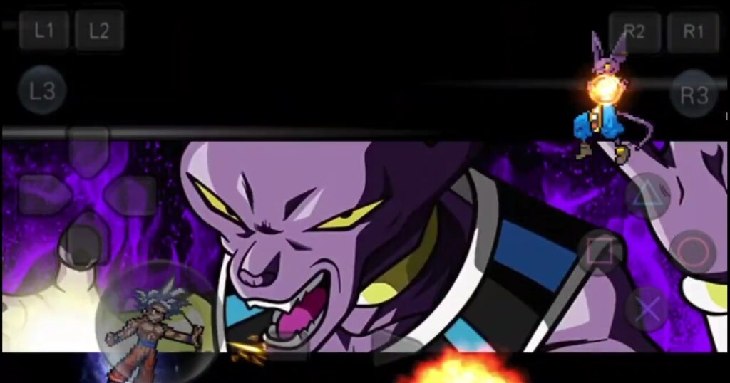 All Characters in Dragon Ball Fighters Warriors Mugen APK