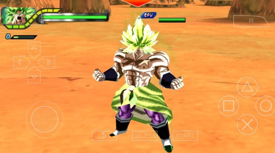 About Dragon Ball Xenoverse 3 PPSSPP ISO