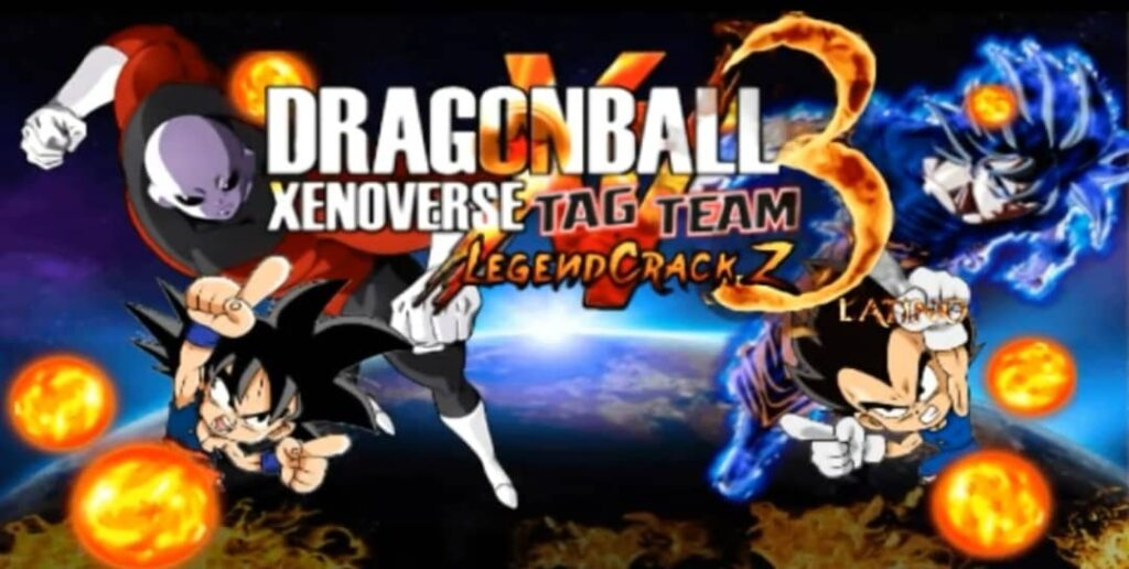 Dragon Ball Xenoverse 3 PPSSPP ISO Download for Android