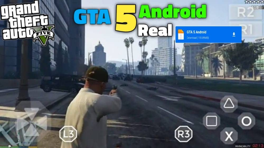 GTA 5 Mobile APK Download for Android & iOS