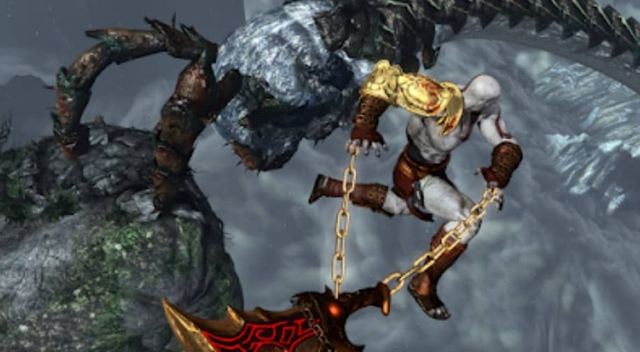 God of War 3 PPSSPP ISO Android