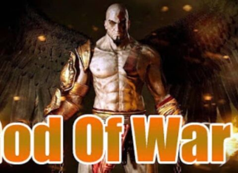 God of War 3 PPSSPP ISO Download for Android & iOS